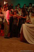 Acto de Colacion de la Promocion 2009 209