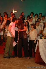 Acto de Colacion de la Promocion 2009 216