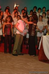 Acto de Colacion de la Promocion 2009 218