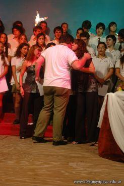 Acto de Colacion de la Promocion 2009 224
