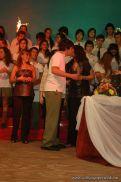 Acto de Colacion de la Promocion 2009 254
