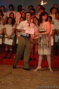 Acto de Colacion de la Promocion 2009 261