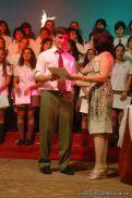 Acto de Colacion de la Promocion 2009 266