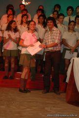 Acto de Colacion de la Promocion 2009 276