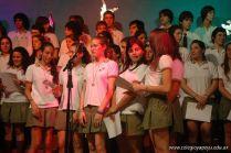 Acto de Colacion de la Promocion 2009 300