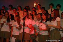 Acto de Colacion de la Promocion 2009 301