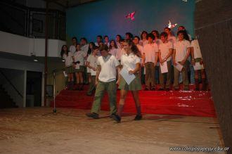 Acto de Colacion de la Promocion 2009 313