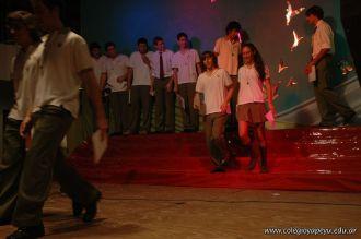Acto de Colacion de la Promocion 2009 321