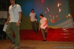 Acto de Colacion de la Promocion 2009 324