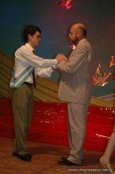 Acto de Colacion de la Promocion 2009 41