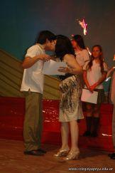 Acto de Colacion de la Promocion 2009 52