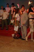 Acto de Colacion de la Promocion 2009 89