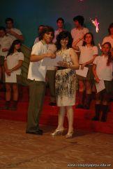 Acto de Colacion de la Promocion 2009 91