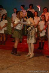 Acto de Colacion de la Promocion 2009 92