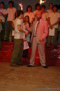 Acto de Colacion de la Promocion 2009 97