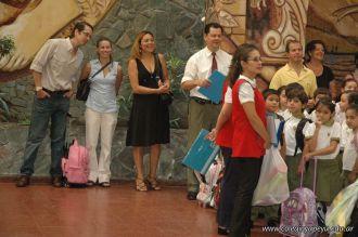 Bienvenida a alumnos nuevos de Primaria 4