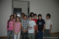 Bienvenida a alumnos nuevos de la Secundaria 8