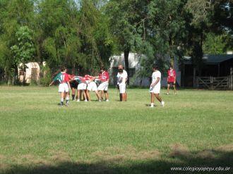 Amistoso de Futbol y Rugby 20