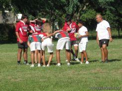Amistoso de Futbol y Rugby 21