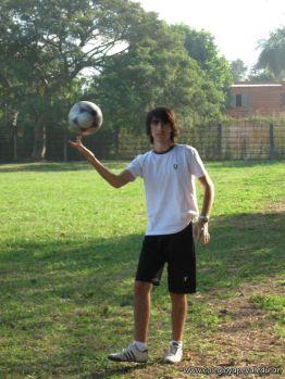 Amistoso de Futbol y Rugby 78