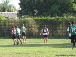 Amistoso de Futbol y Rugby 84