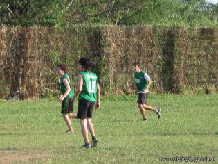 Amistoso de Futbol y Rugby 87