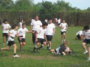 Amistoso de Rugby con Informatico 39