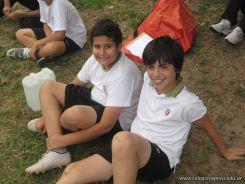 Amistoso de Futbol con el Mecenas 10