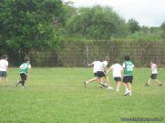 Amistoso de Futbol con el Mecenas 11