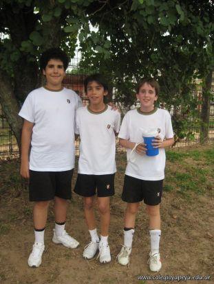 Amistoso de Futbol con el Mecenas 14