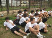 Amistoso de Futbol con el Mecenas 32
