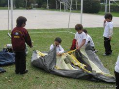 Campamento de 1er grado 201