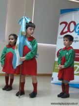 Acto de la Bandera del Jardin 2010 20