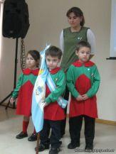 Acto de la Bandera del Jardin 2010 21