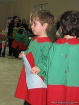 Acto de la Bandera del Jardin 2010 36