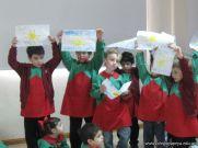 Acto de la Bandera del Jardin 2010 73