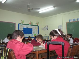 Examenes en Ingles de Primaria 6