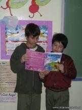Primaria leyendo en Ingles 17