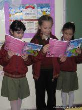 Primaria leyendo en Ingles 18