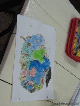 Educacion Plastica en 2do grado 9