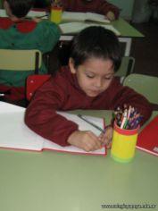 Sala de 5 Usando Cuaderno 5