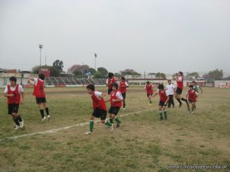 1er partido Copa Coca Cola 24