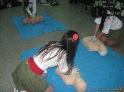 2da Clase de Primeros Auxilios 2010 53