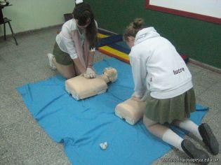 2da Clase de Primeros Auxilios 2010 84