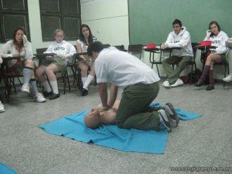 2da Clase de Primeros Auxilios 2010 91