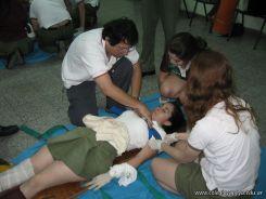 3ra Clase de Primeros Auxilios 104