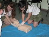 3ra Clase de Primeros Auxilios 12
