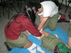 3ra Clase de Primeros Auxilios 91