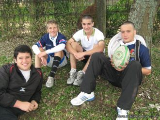 URNE Rugby Tag 16