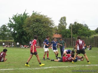 URNE Rugby Tag 96
